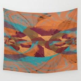 Autumn Sonata Wall Tapestry