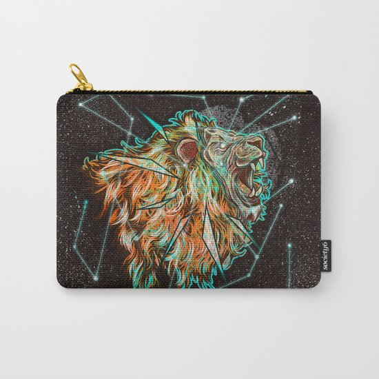 Space lion  Carry-All Pouch