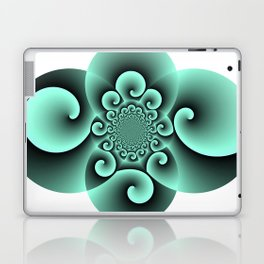 Midnight Minted Laptop & iPad Skin