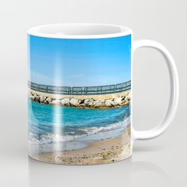 """Charlevoix Lighthouse"" Coffee Mug"