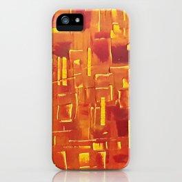 Meg iPhone Case