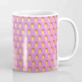 Elongated Holes3 Spanked Pink Coffee Mug