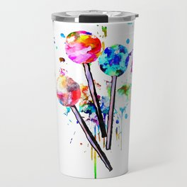 Lollipops Travel Mug