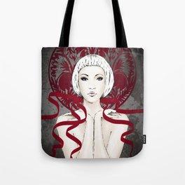 I GAVE YOU A  RIBBON Tote Bag