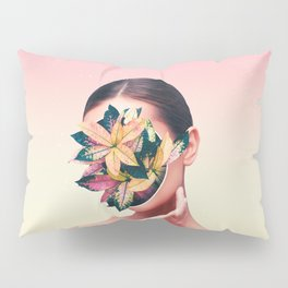 PLANT FACE Pillow Sham