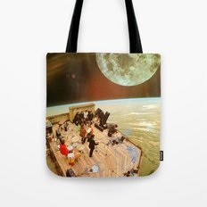 A show in space Tote Bag