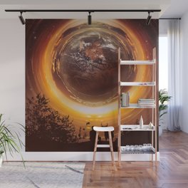 A WORLD OF PEACE Wall Mural