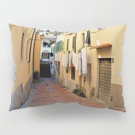 Laundry Day in Figline Valdarno Pillow Sham