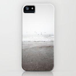 The Flight of Mist iPhone Case