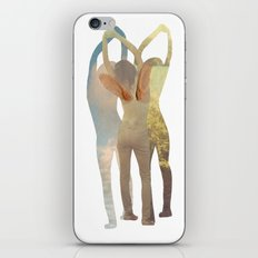 Absorbed Elements iPhone & iPod Skin
