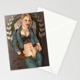 Titanfall Militia Pilot Pinup Stationery Cards