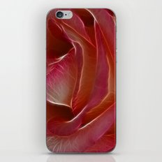 Pretty Rose iPhone & iPod Skin