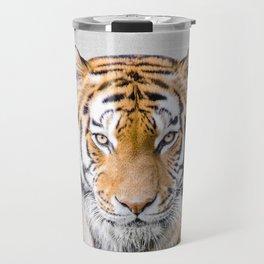 Tiger - Colorful Travel Mug
