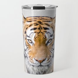 Tiger - Colorful Travel Mug