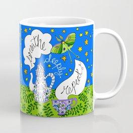 breathe, deeply, repeat ... Coffee Mug