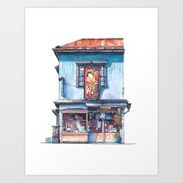 Tokyo Storefront #06 Kunstdrucke