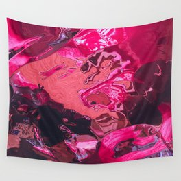 fifty shades of pink Wall Tapestry
