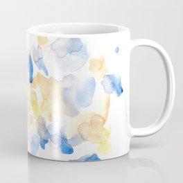 170722 Colour Living 25  |Modern Watercolor Art | Abstract Watercolors Coffee Mug