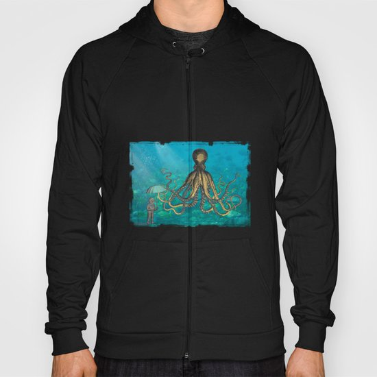 Octopus & The Diver Hoody
