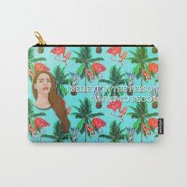 Lana Del Tropico Carry-All Pouch