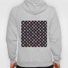 Watercolor Dots Pattern VI Hoody