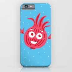 Cute Red Onion iPhone 6s Slim Case