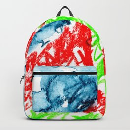 up to the hill Backpack