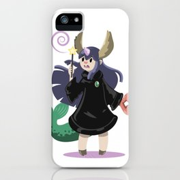 Witch´s Apprentice iPhone Case