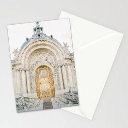 Du Petit Palais, Paris | The Golden Gate | Paris Fine Art Travel Photography Stationery Cards