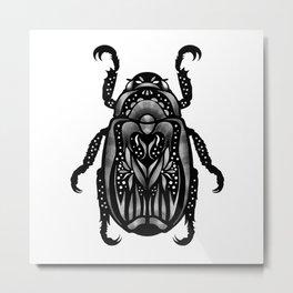 BeetleBUG Metal Print