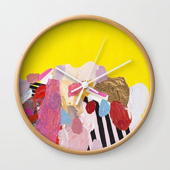 Monumental Wall Clock