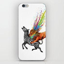 Kill Monotony iPhone Skin