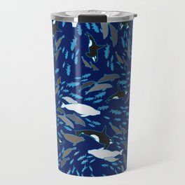 Arctic Ocean by Crow Creek Cool Travel Mug