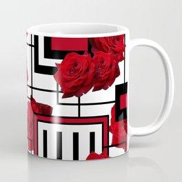 Behind the Rosey Bars Coffee Mug