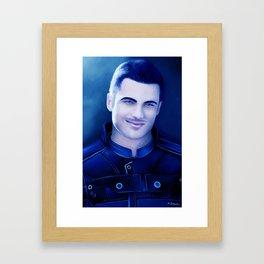 Major Alenko Framed Art Print