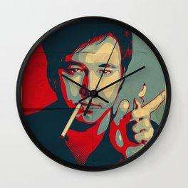 HICKS Wall Clock