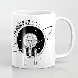 Boldly Go Coffee Mug