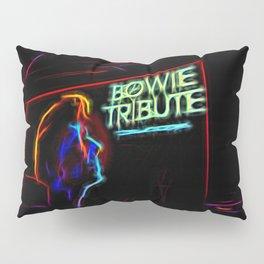 Bowie Tribute Pillow Sham