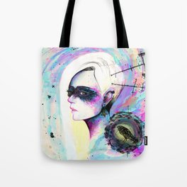Lunares Tote Bag
