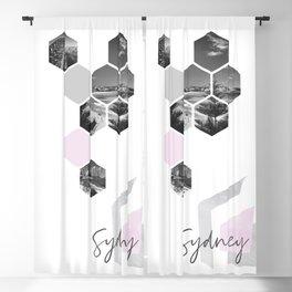 Urban Design SYDNEY Blackout Curtain