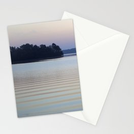 Calm morning Stationery Cards