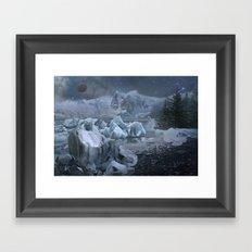 The Arctic Framed Art Print