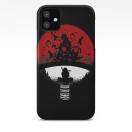 Uchiha Clan v2 iPhone Case