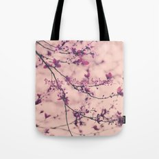 Lace Dress Tote Bag