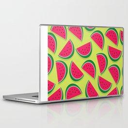 Juicy Watermelon Slices Laptop & iPad Skin