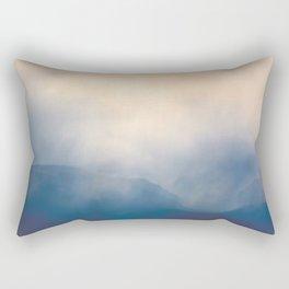Beartooths Storm Rectangular Pillow