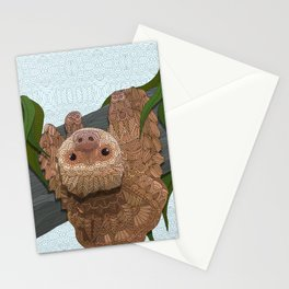 Hang in there buddy Stationery Cards