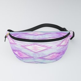 Watercolor Navaho Fanny Pack