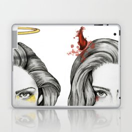Angel Face & Hellfire Laptop & iPad Skin