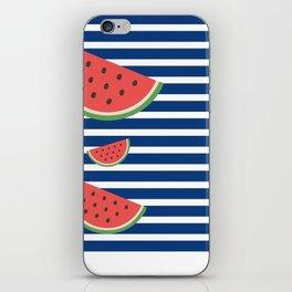Juicy Melon iPhone Skin